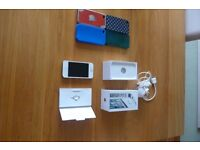 Iphone 4s 16GB boxed in excellent working order.