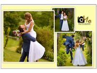 £150 wedding and event photography. Portrait, baby and property photography