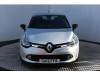 Renault Clio DYNAMIQUE MEDIANAV (silver) 2013-03-25