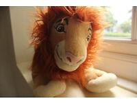 Simba Lion King Toy