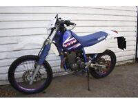 Yamaha TTR250 Enduro/SM Motorcycle