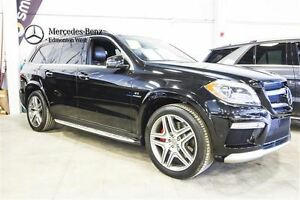 2014 Mercedes-Benz GL63 AMG 4MATIC Loaded w/Rear Seat Entertainm