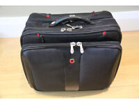 Wenger wheeled laptop briefcase with matching laptop case