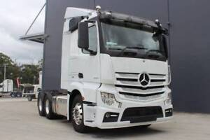 Mercedes Benz 2651 Actros LS 6x4 Cab chassis (MBAC7745) Varsity Lakes Gold Coast South Preview
