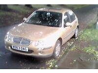 Automatic rover 25