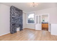 This lovely house offers three double bedrooms and a private garden, situated on Derintion Road.