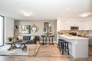 AMAZING NEW BUILDING! Stunning 2 bedroom apartment for rent! Kitchener / Waterloo Kitchener Area image 6