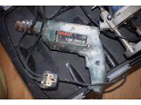 Drill, , Circular saw. 240v
