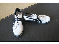 Do-Win weightlifting shoes UK 10 White/Black