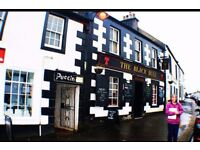 Black Bull and Puccini looking for Managers and Staff