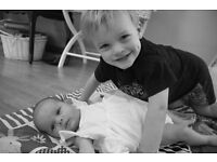 Loving and caring nanny for two children in Notting Hill