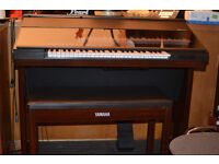 Yamah Electone EL60 organ, in very good condition. Nice tone. Stool Included. Little recent use.
