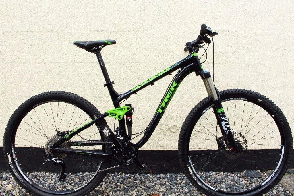 Trek Fuel EX 7 29 inch Full Suspension Men's Mountain Bike | in Callington, Cornwall | Gumtree