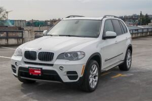 2013 BMW X5 Loaded, Leather, Navigation! Coquitlam Location