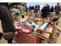 Flea Market in Leith