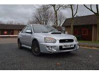 ✅ 2004 Subaru Impreza wrx turbo uk 300 limited edition extensive service history VOSA veri 2 owners