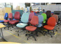 Office/Operator Chairs 100's Available