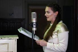 FREE first Singing lesson - Limited Availability