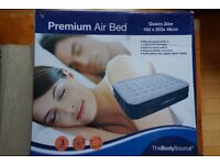 BodySource - Premium Air Bed - Queen Size (152 x 203 x 48cm)