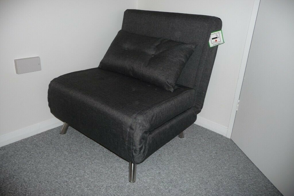 Single Sofa Bed Chair Haru From Made