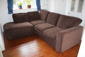 A beautiful, modern sofa in a great condition is for sale, from a pet and smoke free home.