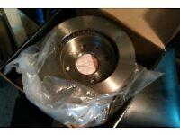 Ford XR2i Brake Discs