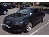 Audi TT 180 BHP Quattro Black - Full Service History - Only 2 Owners