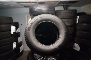 265/70/R17 Michelin X-Ice Winter Tires