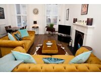 Short Term Let - Grand two bedroom apartment with private parking in prime West End location (425)