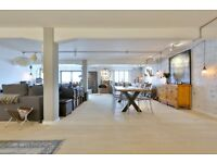 STUNNING 3 BED WAREHOUSE CONVERSION IN NEW CRANE WHARF WAPPING
