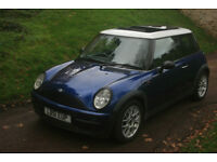 BMW MINI COOPER, PANORAMIC SUNROOF, FULL LEATHER, LOTS OF EXTRAS, FREE WARRANTY