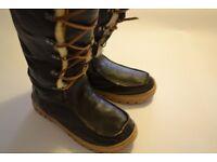 OzLamb Ugg Boots Size 6 (UK)