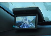 In Car Video Baby Monitor System
