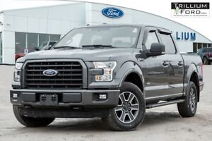 "2016 Ford F-150 XLT Supercrew 2.7L 302A 145"""""""" WB"