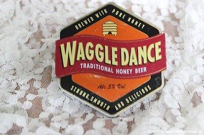 WAGGLE DANCE HONEY BEER CLIP VINTAGE X POMPA DI BIRRA  VINTAGE CLIP PUMP