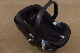 Cybex Aton Black car seat - Birth to 13 kg