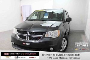 2012 Dodge GRAND CARAVAN Crew Plus *7 PASSAGERS + STOW-N-GO + CU
