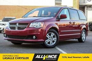 2011 Dodge Grand Caravan CREW--DOUBLE CLIM