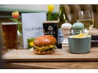 KITCHEN ASSISTANT/PORTER to work in busy East End cool pub, The Coborn, Mile End.