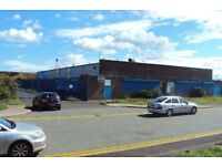 >>>FROM £1 P.SQ.F- INDUSTRIAL-WAREHOUSE WITH OFFICE SPACE<<<-UNIT-TO LET-TO LEASE-HARTLEPOOL