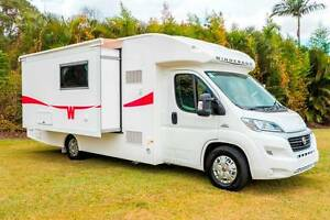 2016 Winnebago Whitehaven Motorhome Northgate Brisbane North East Preview