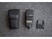 Canon Speedlite 430EX II Shoe Mount Flash Unit Flashgun Light Good Condition