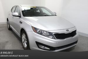 "2012 Kia Optima LX *SIÈ.CHAUF MAGS 16"""" AIR CLIM*"
