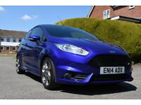 Ford, FIESTA, Hatchback, ST, Mountune MP215, 2014, Manual, + extras