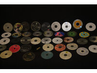 Nearly 40 CD's / DVD's mainly alternative rock / pop