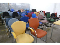Visitor/Reception/Meeting Chairs 100's Available