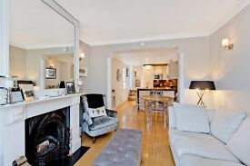 Elms Road, SW4 - A lovely 3 double bedroom apartment with private terrace