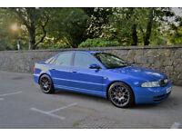 Facelift Audi S4 B5 - Nogaro Blue - MRC Tuned.