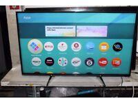 Panasonic TX-49EX600B 49 Inch SMART 4K Ultra HD HDR LED TV Freeview Play USB Rec
