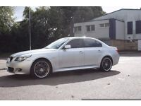 BMW 520d SE Silver - 2007- Low Mileage - Factory M Sport Kit